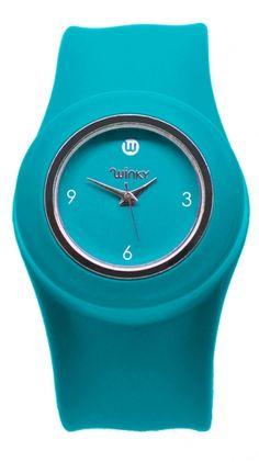 A Jelly Slap Watch in Fun Colors!