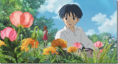 "The Secret World of Arrietty"" is based on the children's book ""The Borrowers""."