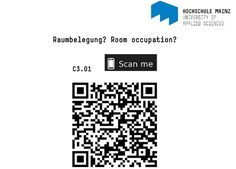 Bildergebnis für qr code room Applied Science, Coding, Room, Mainz, Bedroom, Rooms, Peace, Programming