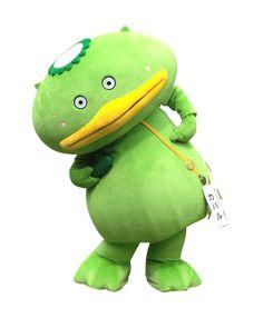 Kaparu is the kappa mascot of Shiki City's Culture and Sports Promotional Corporation! Trivia Quiz, Mascot Design, Mascot Costumes, Vinyl Art, Dinosaur Stuffed Animal, Kawaii, Japan, Toys, Cute