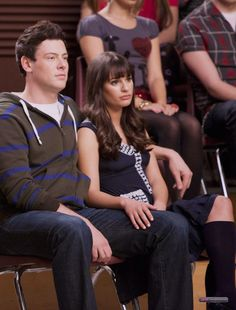 Finn and Rachel =Finchel <3 <3