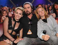 Photo by: Getty Images Miley Cyrus and Noah Cyrus