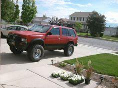 1990 Nissan Pathfinder - Bing Images