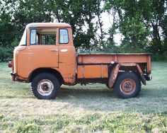 1959 Jeep FC150 Forward Control. My plow vehicle. Now sold.