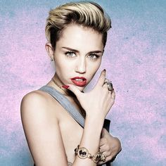 There are some people who would do anything to remain in news. #Vuhere how Miley Cyrus decided to be in the news yet again -