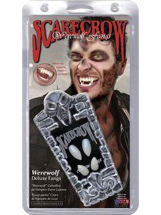 Deluxe Werewolf Fangs