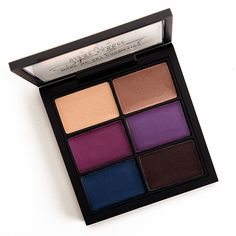 MAC Glamourize Me Cream Colour Shadow Palette Review, Photos, Swatches