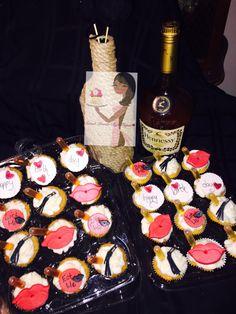 Spiked Cupcakes Sweetiqua Sweettreatsbytiqua Nyc Bx Bronx Customcakes Cakes Parties Birthdays Events Babyshowers Life Mainevent