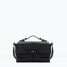 Zara Basic City Bag $59