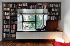 Место для чтения.