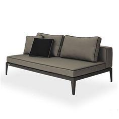Balmoral 2 Seater Sofa, No Arms