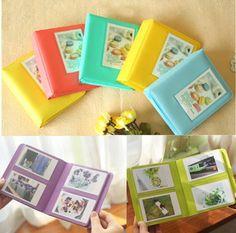 New Instant Picture Album Case Polaroid Photo For Fujifilm Instax Mini90 7s 8 25 in Cameras & Photo | eBay