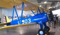 Boeing Stearman.