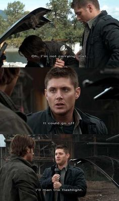 Sam and Dean Winchester: Yellow Fever