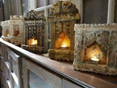 ~ antique niches