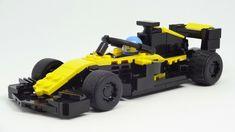 LEGO MOC Renault F1 RS19 Daniel Ricciardo (2019) | 2019 vers… | Flickr