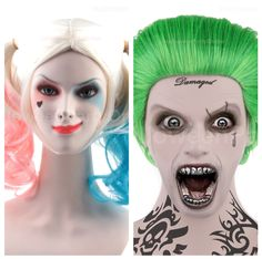 Harley Quinn and Joker - Suicide Squad