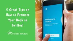 If you are looking for a great marketing platform for your book, then Twitter is your social media site. Here are 5 Great tips that will help you get started.  #bookmarketing #bookpromotion #twitter Marketing Process, Marketing Tools, Promotion Strategy, Sell Your Books, Social Media Site, Wasting Time, Get Started, Writer, Motivation