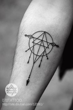 geometric dreamcatcher tattoo - Google zoeken