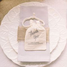 The Wedding of My Dreams - Thank You For Sharing Our Day Favour Bag #wedding #theweddingofmydreams
