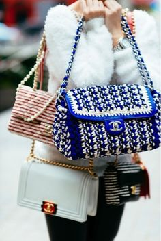All in fashion Musthaves: Chanel tassen