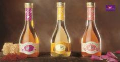 Vinagre al azafrán, de miel o de vino a la rosa… ¡Para dar un toque diferente a tu cocina!