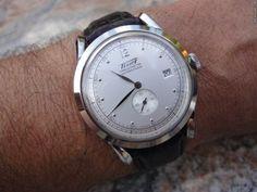 Tissot Heritage Three Hand Chronometer Limited Edition