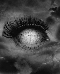 Watching from a hidden soul by Leanne Lim-Walker. °