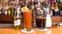 Need a guaranteed hangover cure? These three takes on a Michelada will have you ready for round two in no time. Just remember: Chanting at the table is frowned upon.