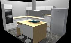 Valontalo: kitchen by kvik