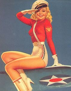 Top 50 Hottest Vintage Pin-Ups | Pinup Girl  http://thepinuppodcast.com features pinup models and pin up photographers.