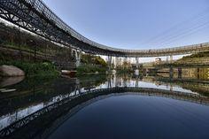 Galería de China Fuzhou Jin Niu Shan Conector Transurbano / LOOK Architects - 15