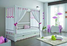 PAPALLONA->Κρεβάτια papallona->ΚΡΕΒΑΤΙ Κ3 ΜΕ ΟΥΡΑΝΟ ΚΑΙ ΣΥΡΟΜΕΝΟ ΚΡΕΒΑΤΙ ΜΕ ΣΧΕΔΙΟ - www.petitemaison.gr