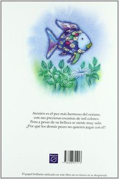 El Pez Arcoiris: Amazon.es: Marcus Pfister: Libros