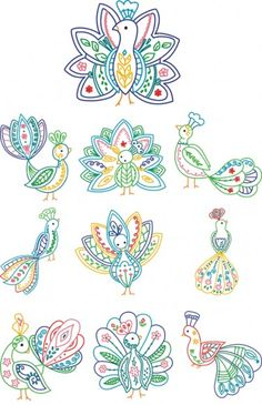 Crystal Embroidery Designs - Design By Dawn