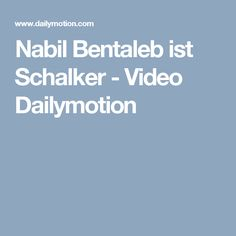 Nabil Bentaleb ist Schalker - Video Dailymotion Soccer News