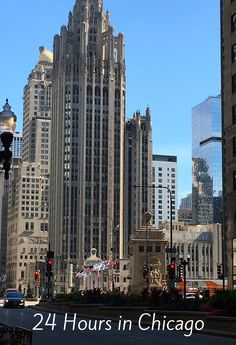 Wondering how to spend a weekend in Chicago? How about pizza, a boat tour and some iconic sites?