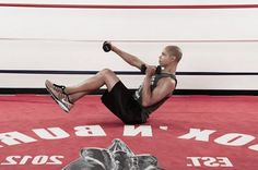 Dumbbell Recliner Punches