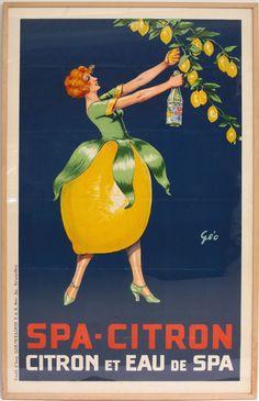 Lemon poster |