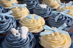 Baby Boy Cupcakes...'