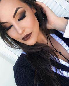 Bruna Malheiros Make up