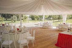 Свадьба в шатре в Пушкине