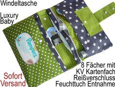 Windeltasche Wickeltasche von Zum Baby Shop auf DaWanda.com