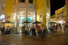 Italian style coffee shop