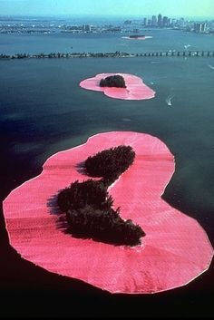 Christo  Jeanne-Claude#Repin By:Pinterest++ for iPad#