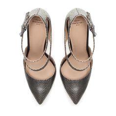 COMBINED COURT SHOE - Shoes - TRF - ZARA United Kingdom