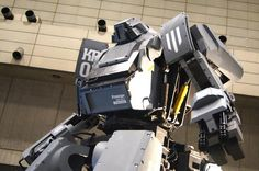 Kuratas - Japanese 13ft Super Robot #technology #japan