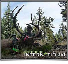 Oregon Elk Hunting on Private Land in Premier Units  http://gothunts.com/oregon-elk-hunting/#