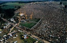 Today in Music History, 8/15/69: Richie Havens kicks off the legendary Woodstock Music Festival at 4pm in Bethel, NY!