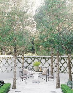 To truly enjoy an outdoor space, you need a destination—a pleasant perch from which to savor a morning cup of coffee, an evening glass of wine, or an open-air dinner with family and friends.